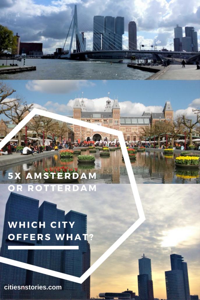 Amsterdam Rotterdam