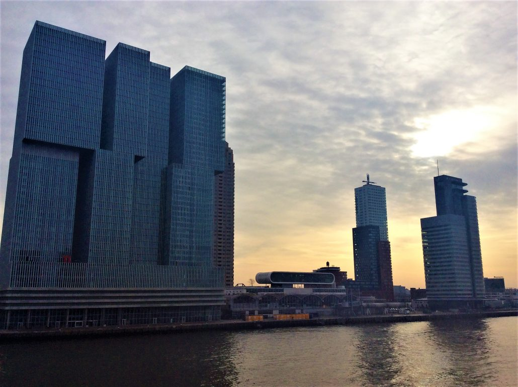 Rotterdam Rem Koolhaas