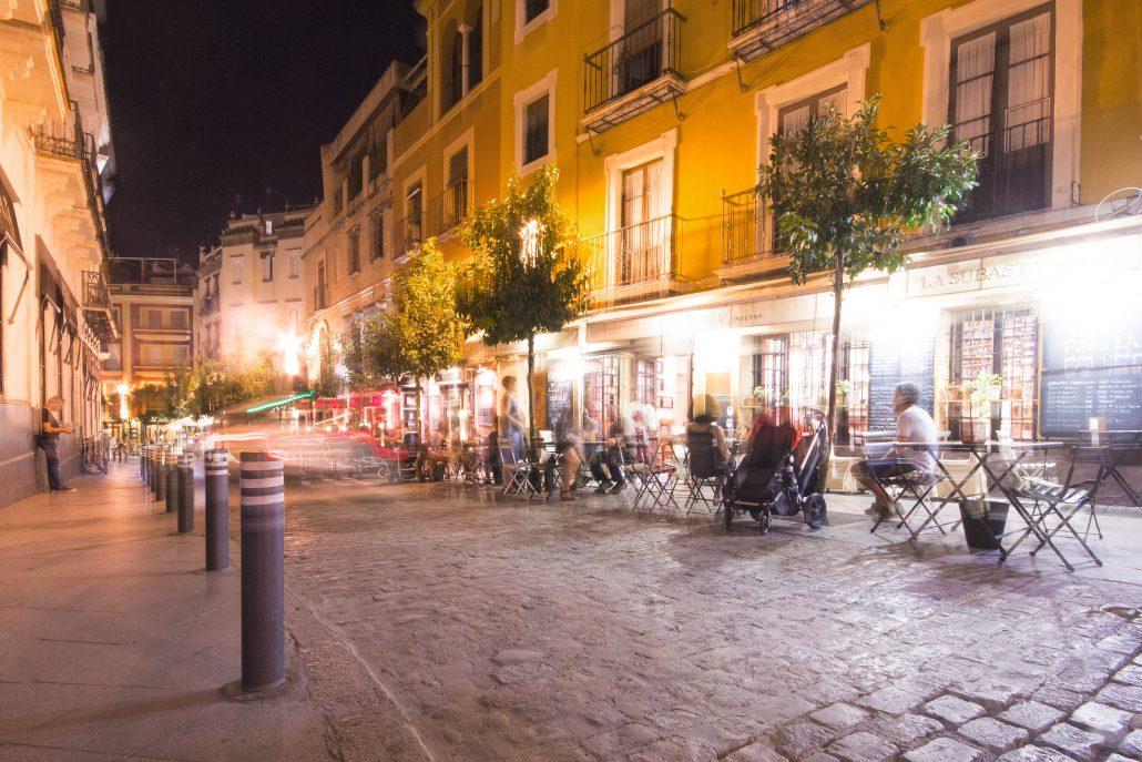 catania avond restaurant