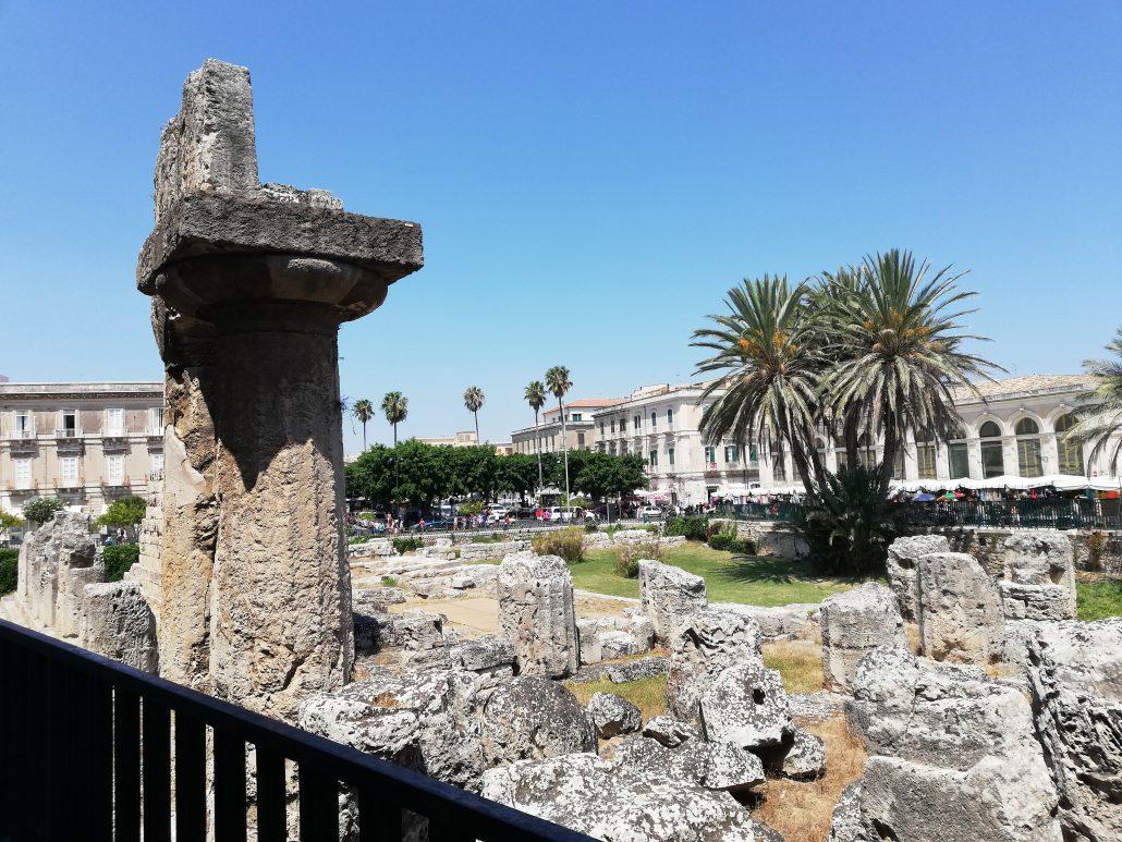 Apollo tempel syracuse