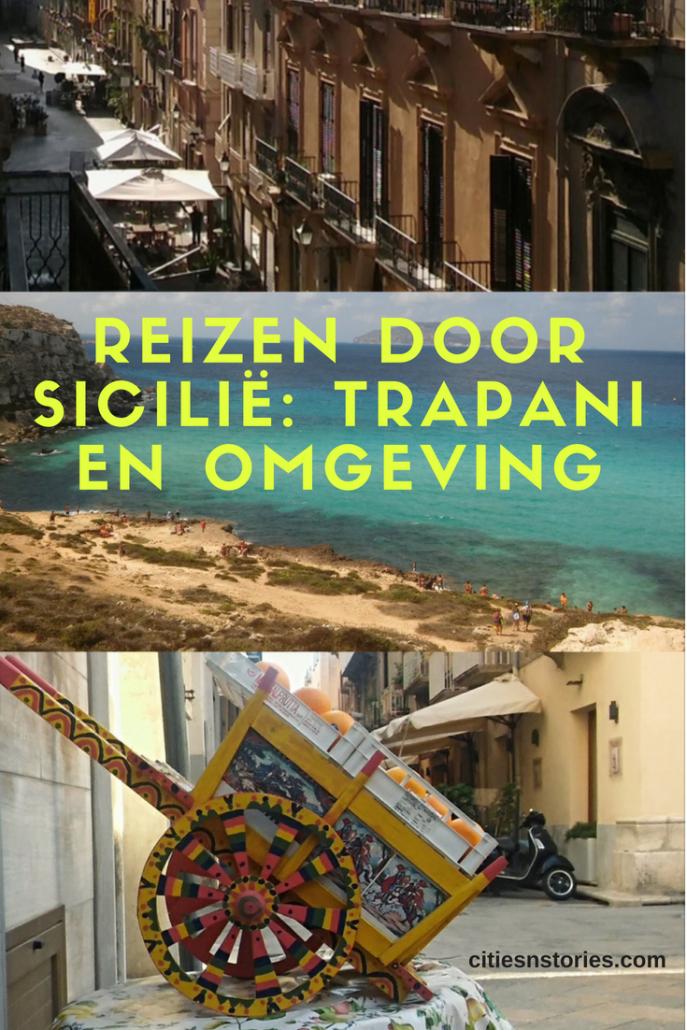 Trapani Sicilië