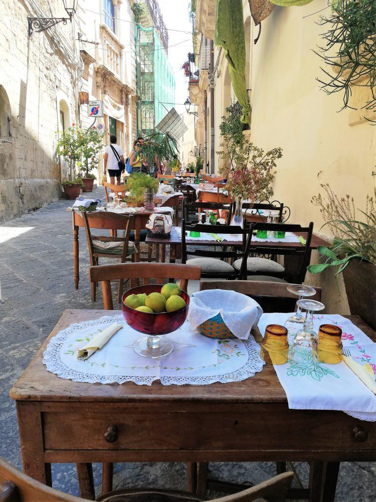 Ortigia Sicilie