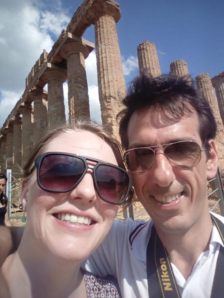 Agrigento selfie