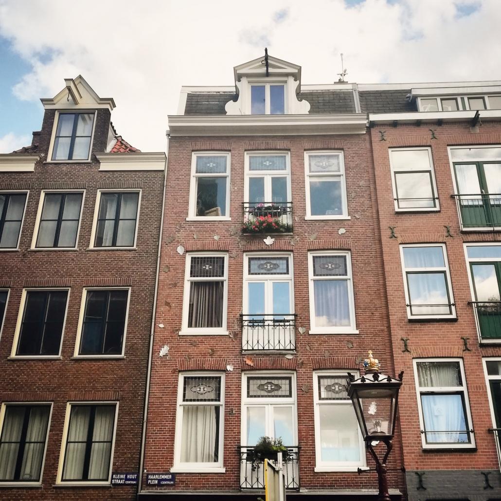Amsterdam huis
