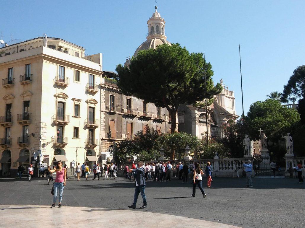 Catania Sicilië