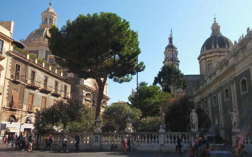 Catania genieten