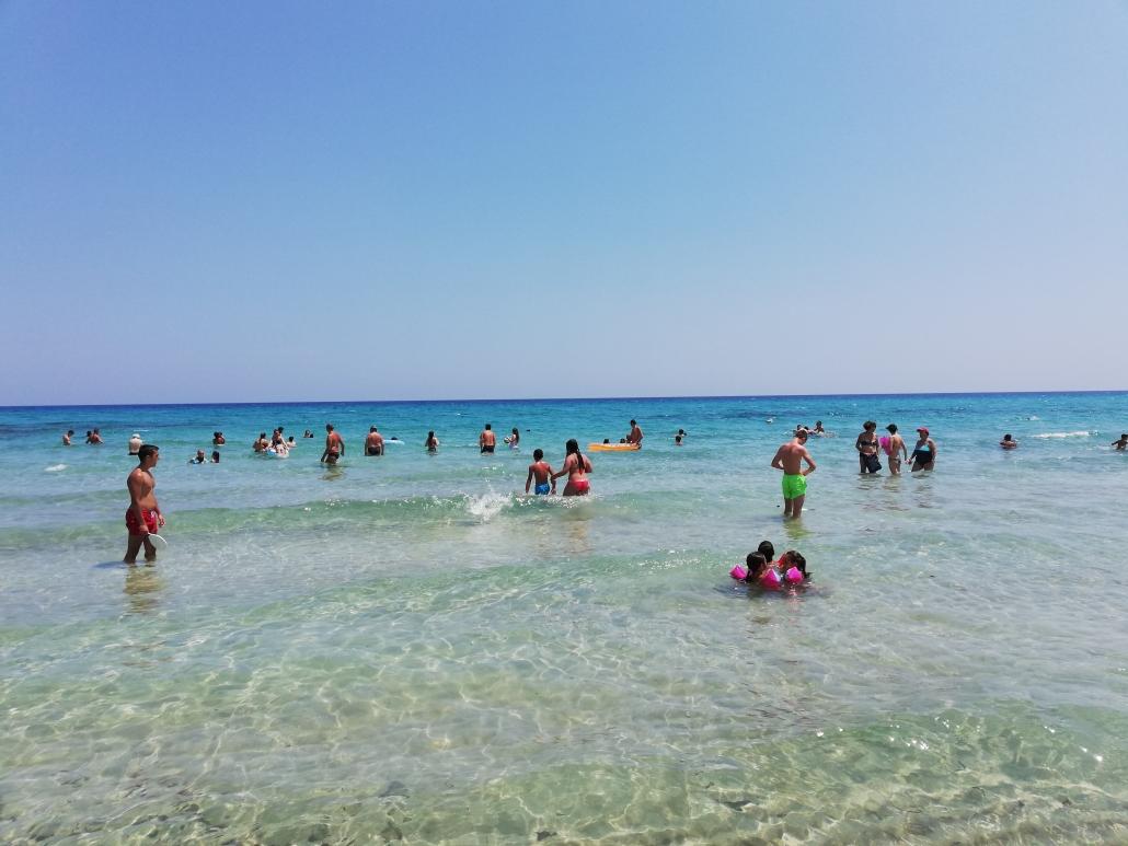 San Lorenzo zee