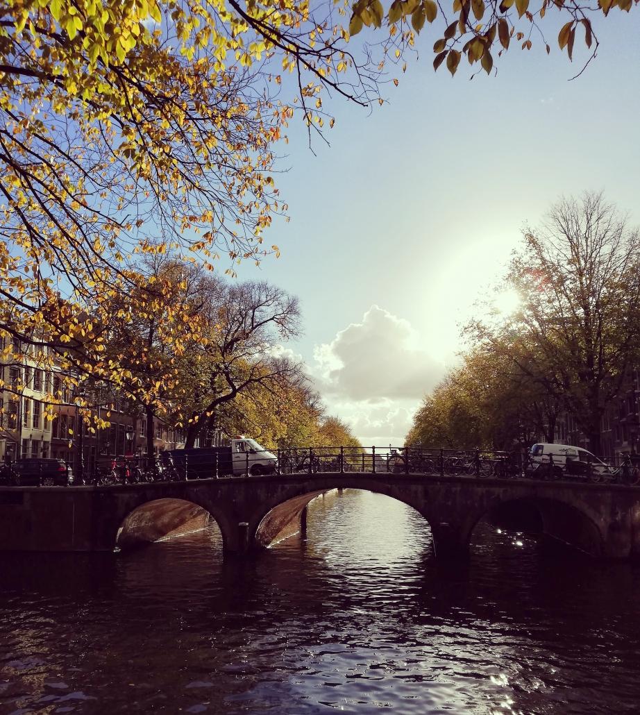 herfst amsterdam