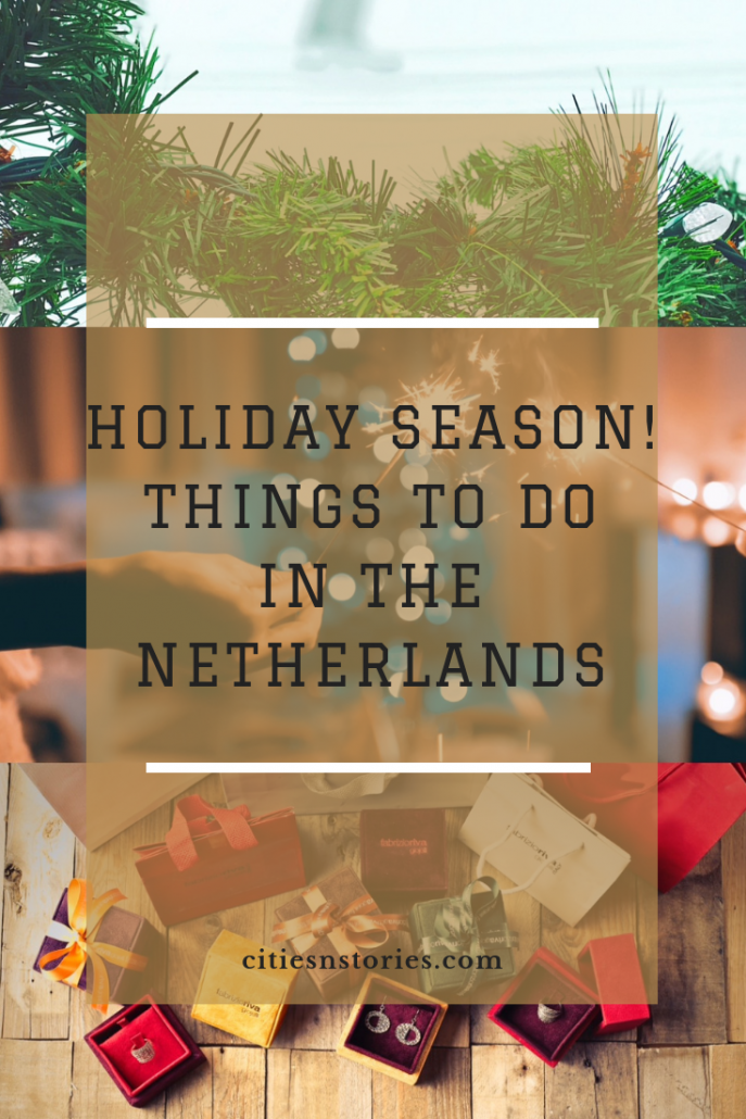 holiday season netherlands