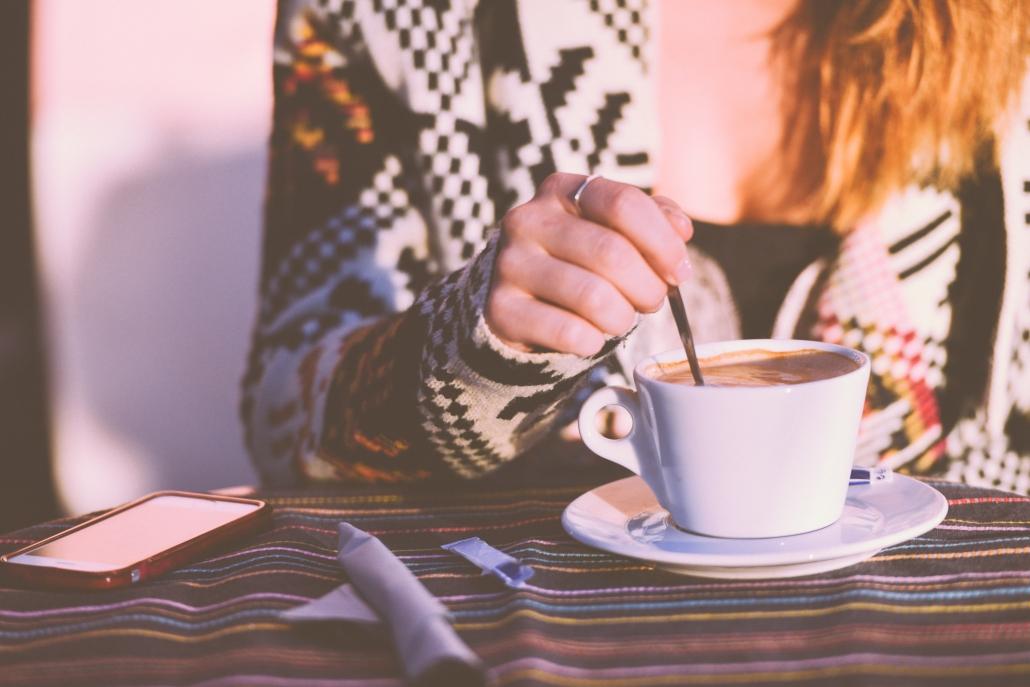 koffie ontbijten