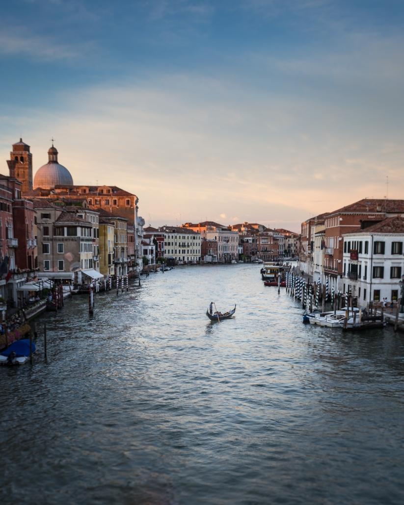 venetië kanalen