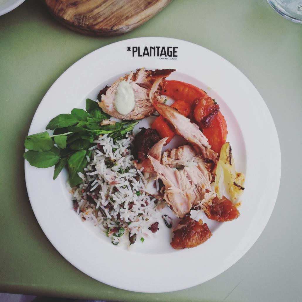 Plantage Amsterdam restaurant