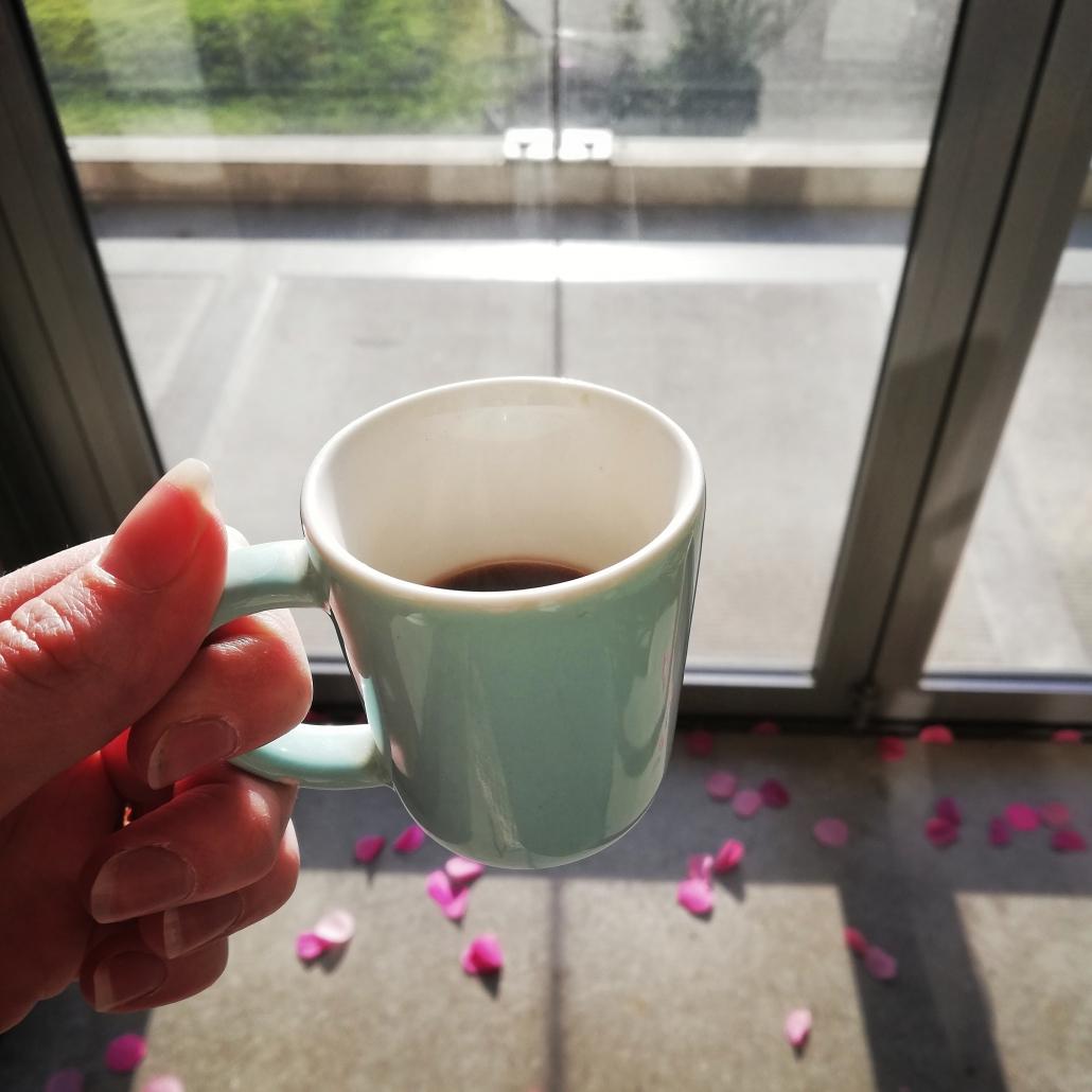 koffie winter