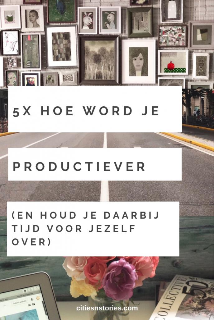 productiever
