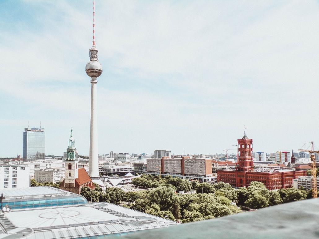 Alexanderplatz Berlijn