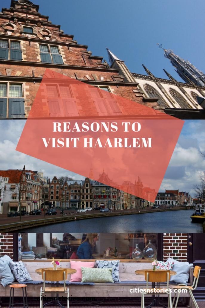 Haarlem visit