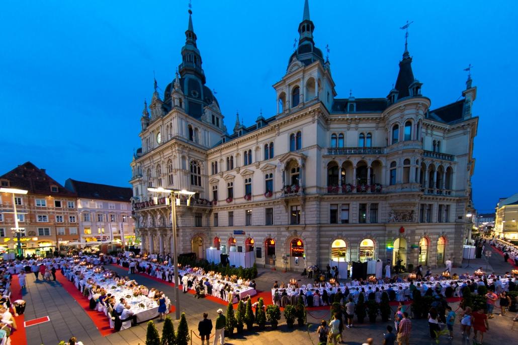 lange tafel Graz