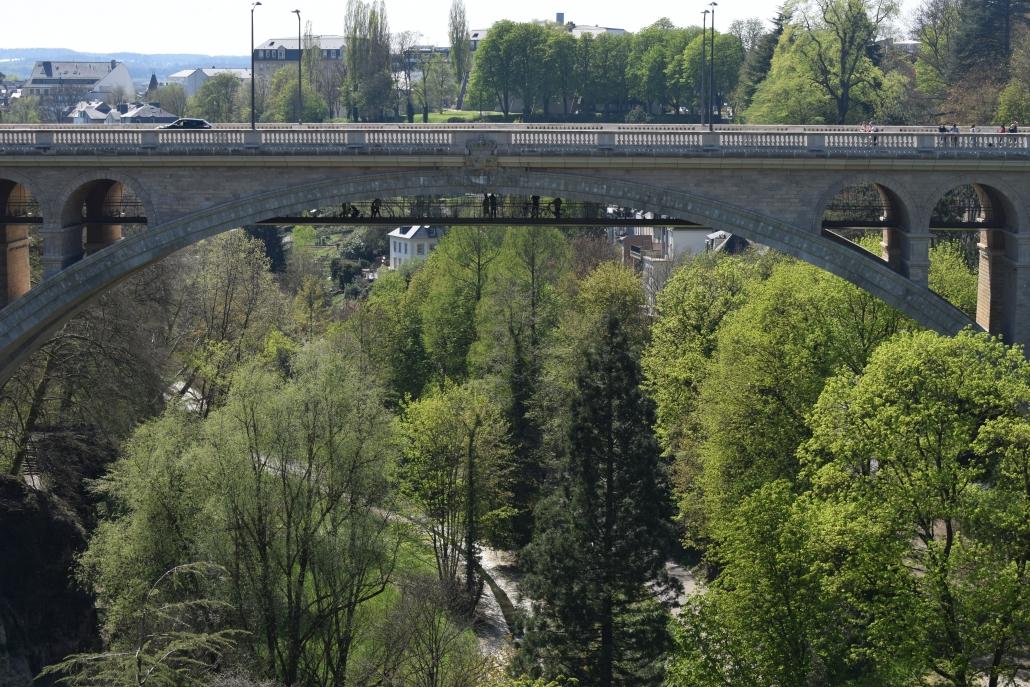 luxemburg brug