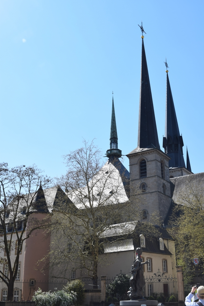 Luxemburg Notre Dame