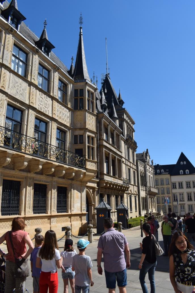 luxemburg stad paleis