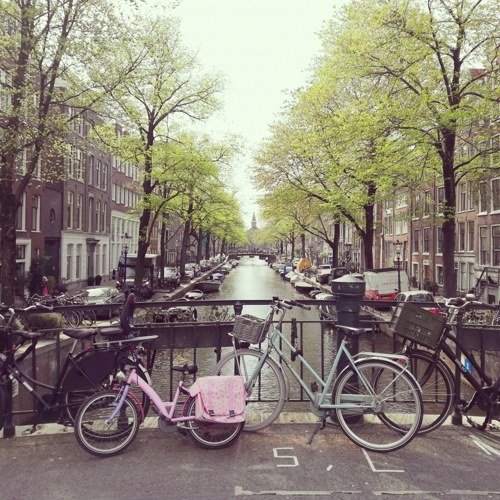 lente Amsterdam