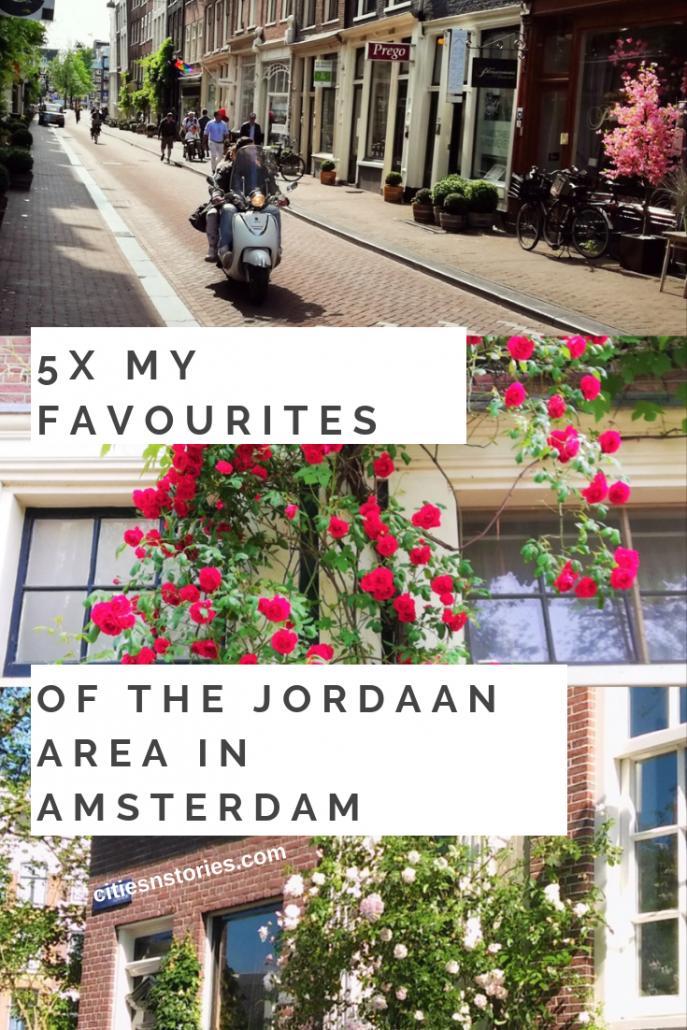 Jordaan Amsterdam favourites