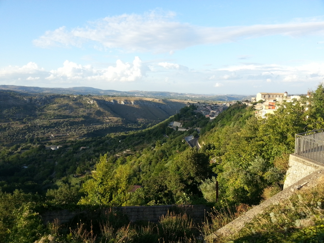 Palazzolo heuvels