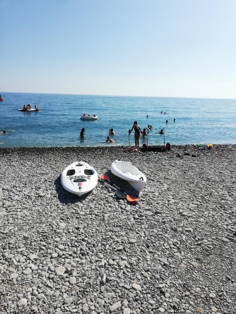 zomer zee