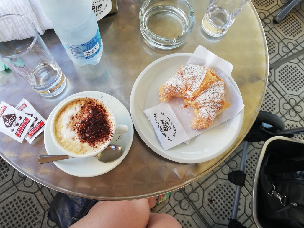 ontbijt Ventimiglia