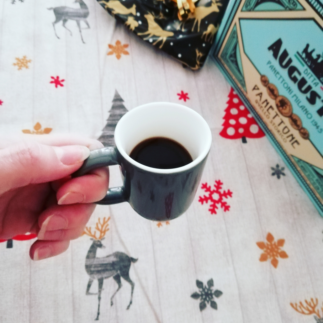 kerst koffie