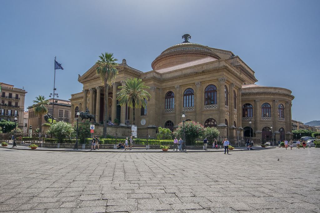 Palermo droombestemming