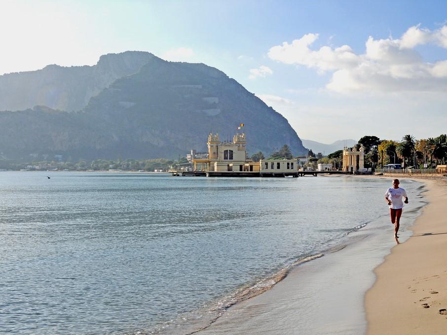 Palermo strand