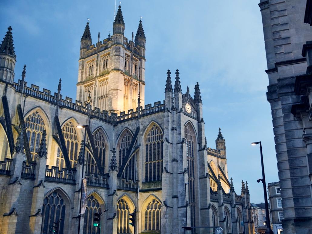 Gothic Abbey Bath