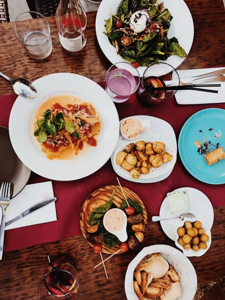 restaurant eten