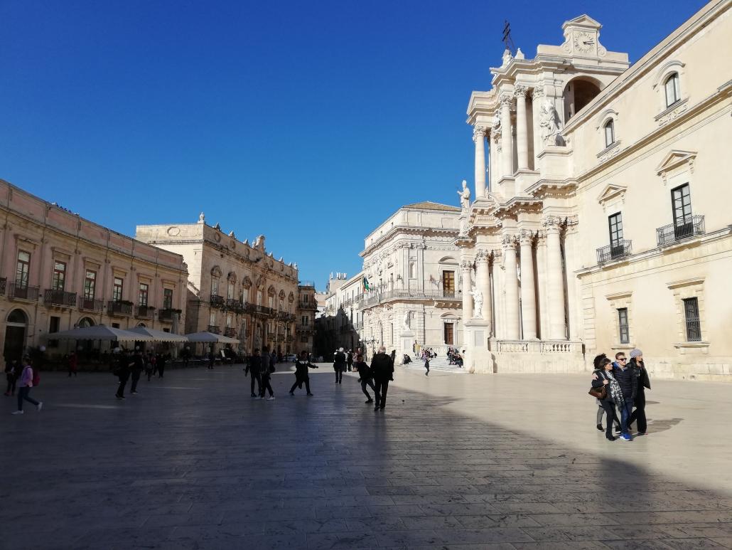 Ortigia Sicilië