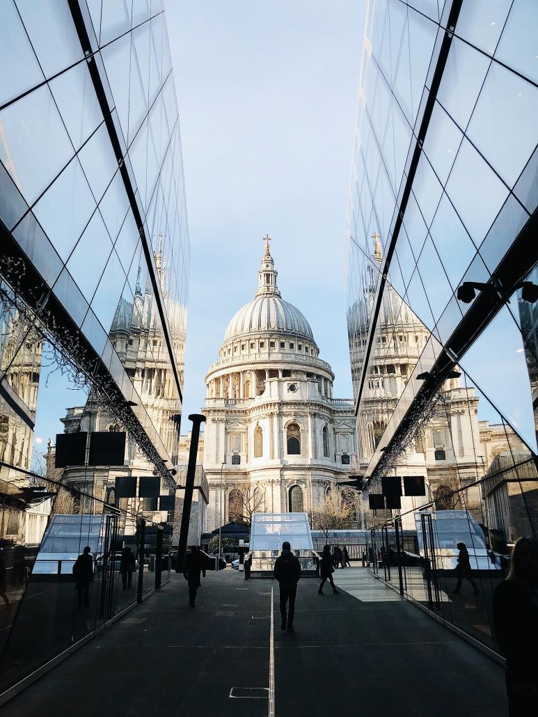 Londen St Pauls