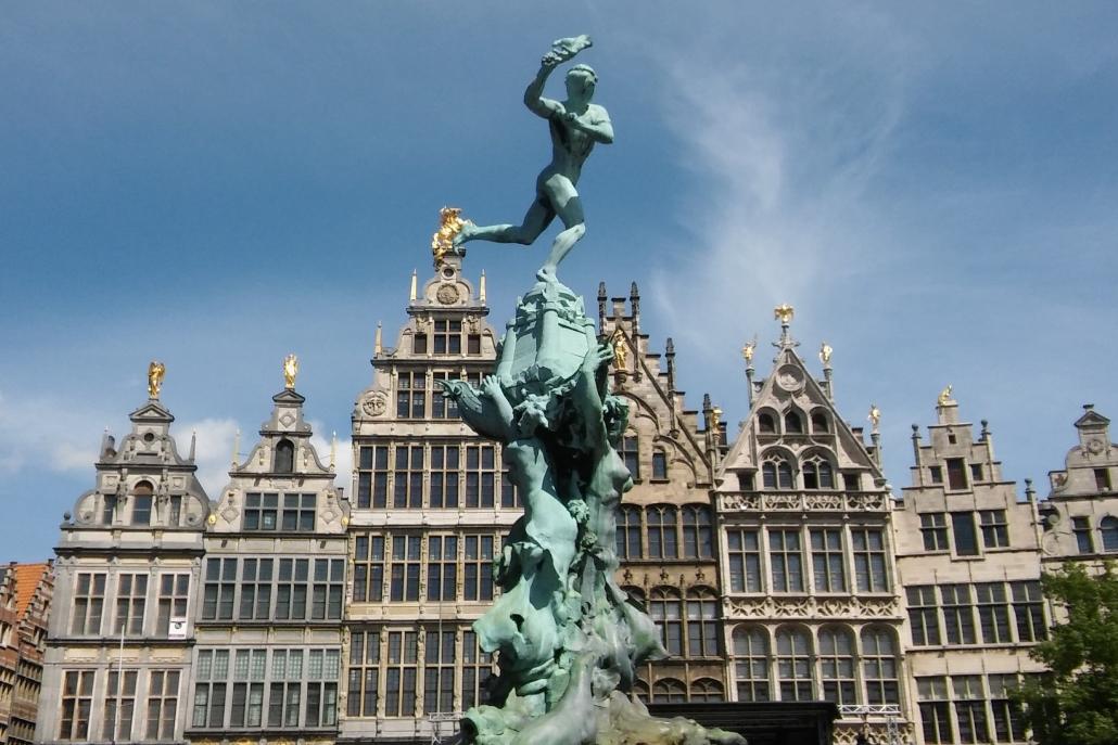 Antwerpen marktplein