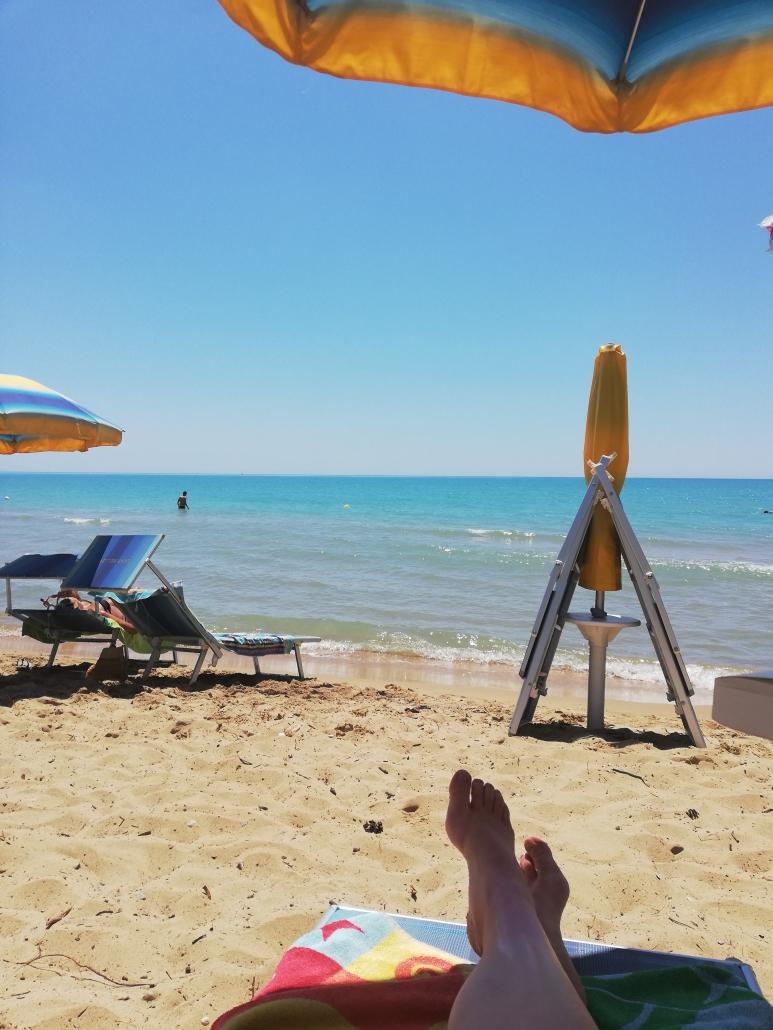 lido strand