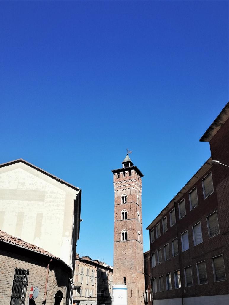 Asti torre Troyana