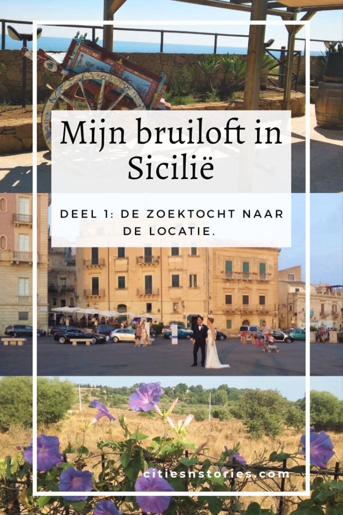 bruiloft in Sicilië 1