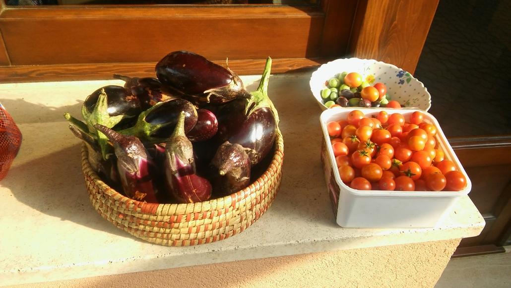 Sicilie groenten