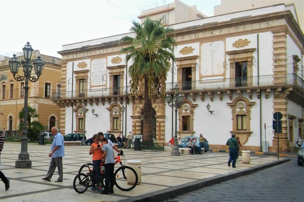 stadhuis Sicilie