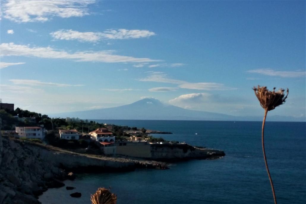 Etna Augusta Sicilie