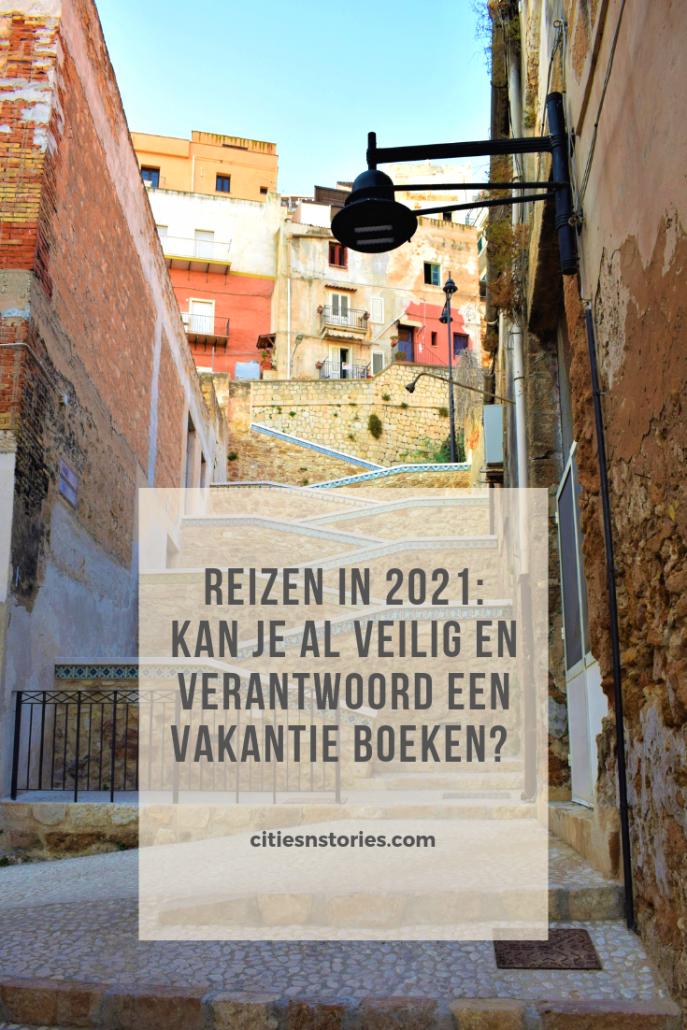 reizen 2021 coronapaspoort